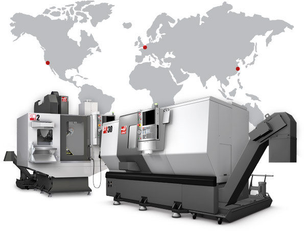 Haas Automation CNC Machines